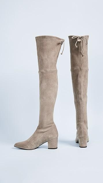 Stuart Weitzman Thighland Over the Knee Boots