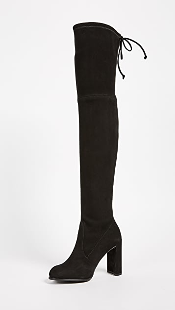 eb3ee312519 Stuart Weitzman Hiline Over the Knee Boots ...