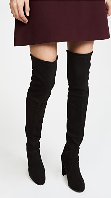 Stuart Weitzman Hiline Over the Knee Boot U2s5nj