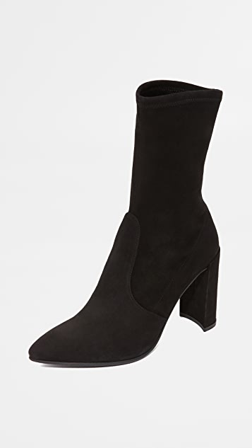 Stuart Weitzman Clinger Stretch Booties