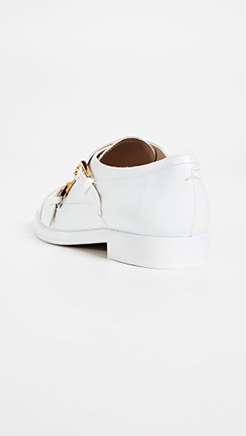 Stuart Weitzman Monk Oxfords