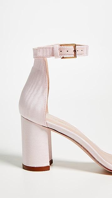 Stuart Weitzman Less Nudist Sandals