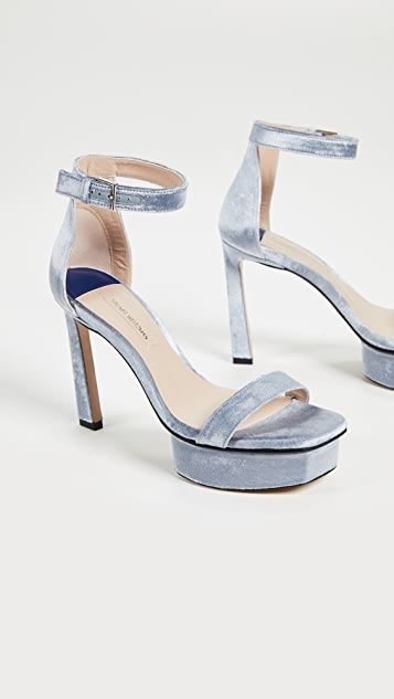 Stuart Weitzman Disco Sandals