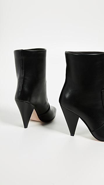 Stuart Weitzman Atomic West Booties