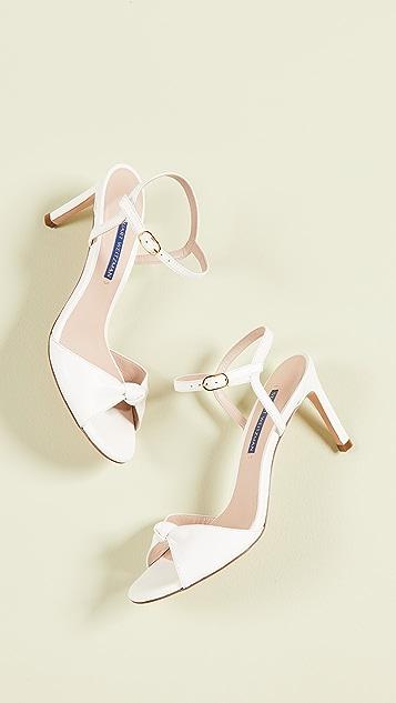 Stuart Weitzman Gloria 80mm Sandals