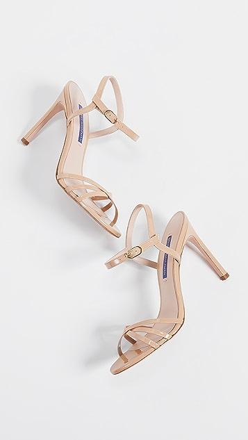 Stuart Weitzman Starla 105mm 凉鞋