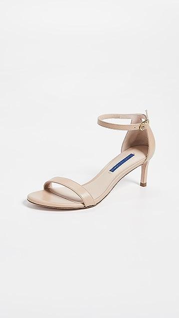 Stuart Weitzman Nunakedstraight 60mm Sandals
