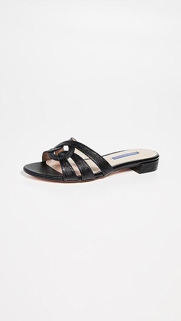 d469a93c20da9 Stuart Weitzman Cami Slide Sandals
