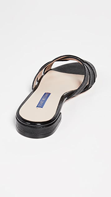 Stuart Weitzman Cami Slide Sandals
