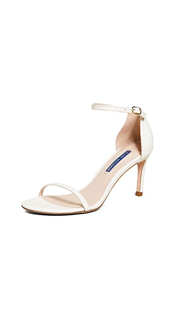 Stuart Weitzman Nudist 80mm Sandals