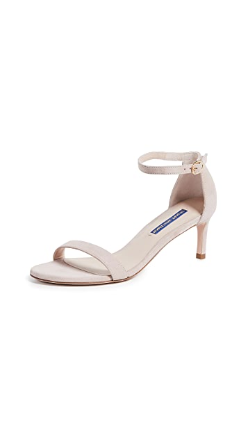 Stuart Weitzman Nu Naked Straight 60mm Sandals
