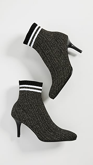 Stuart Weitzman Waverly Sock Booties