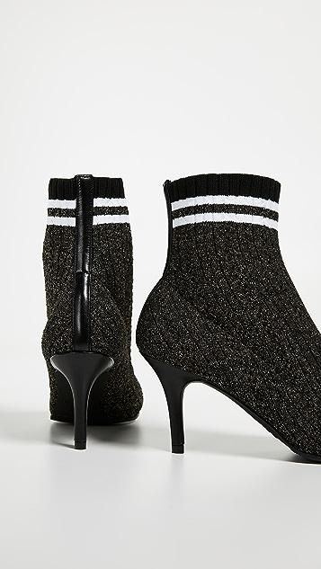 Stuart Weitzman Ботильоны Waverly Sock