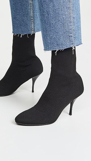 Stuart Weitzman Сапоги Violetta на каблуках высотой 80мм