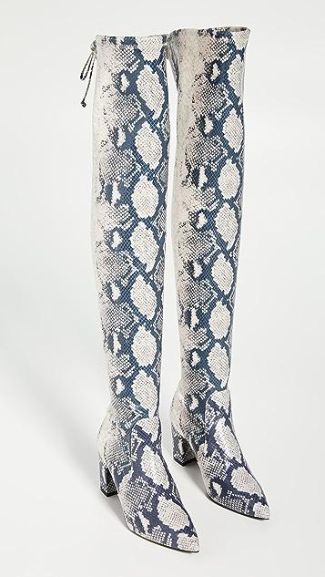 Stuart Weitzman Lesley Boots