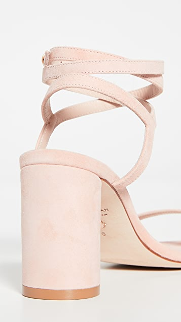 Stuart Weitzman Merinda Block Sandals