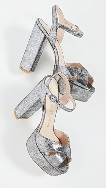 Stuart Weitzman Soliesse Sandals