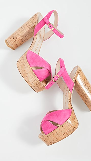 Stuart Weitzman Soliesse 凉鞋