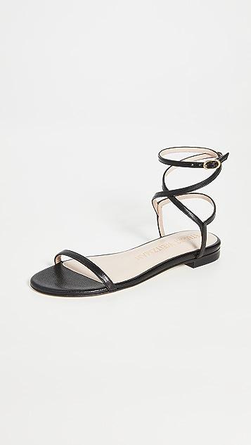 Stuart Weitzman Merinda Flat Sandals
