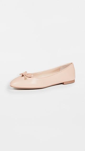Stuart Weitzman Gabby 芭蕾平底鞋