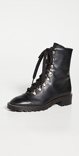 Stuart Weitzman - Kolbie Lace Up Boots