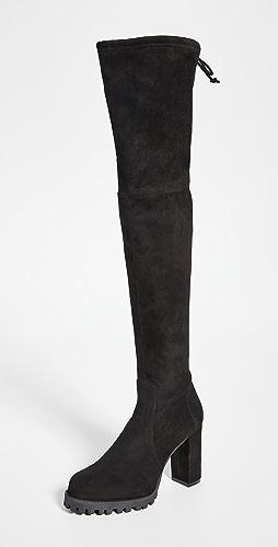 Stuart Weitzman - Zoella OTK Boots