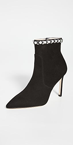 Stuart Weitzman - Arista Shine Booties
