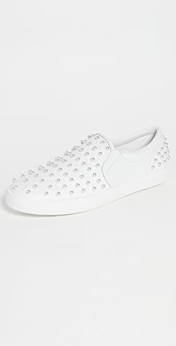 Stuart Weitzman - Goldie Slip-On Sneakers