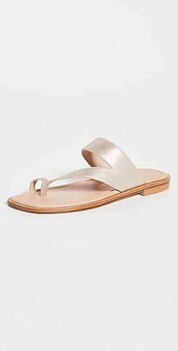 Stuart Weitzman - Lyla Flat Sandals