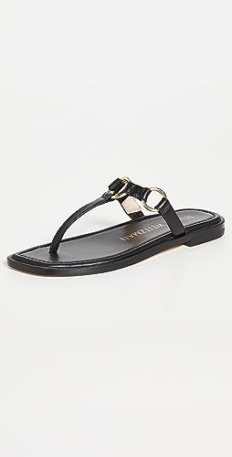 Stuart Weitzman - Lalita Flat Sandals