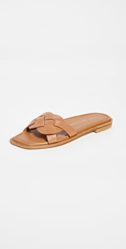 Stuart Weitzman - Sierra Flat Sandals