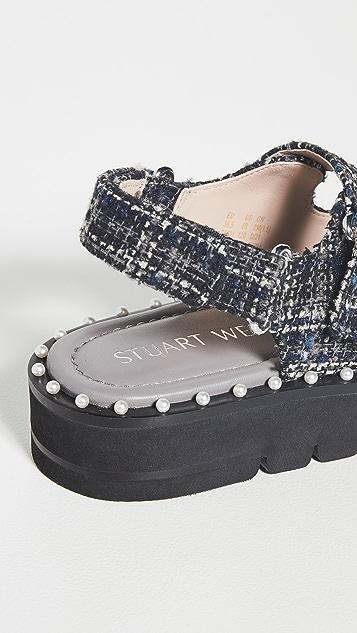 Stuart Weitzman Zoe Lift 凉鞋