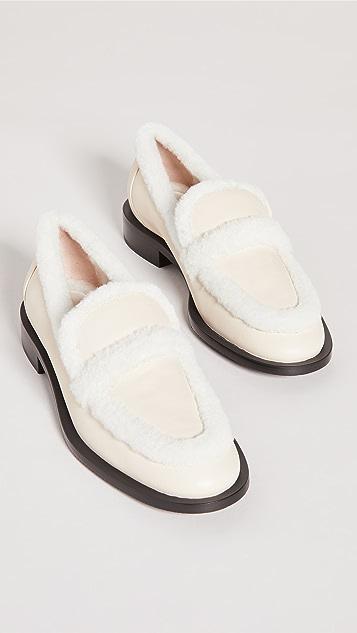 Stuart Weitzman Palmer Chill Loafers