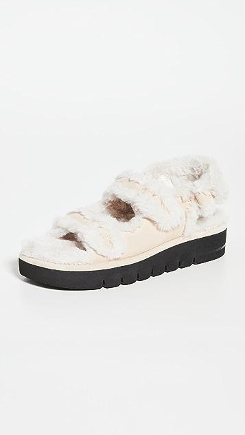 Stuart Weitzman Zoe Lift Chill Sandals