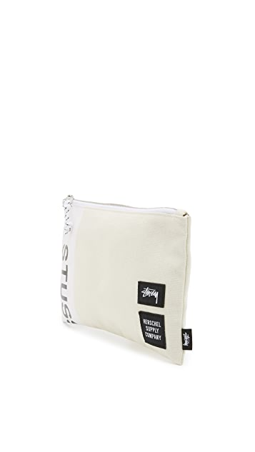 Stussy Heavy Canvas Medium Network Pouch