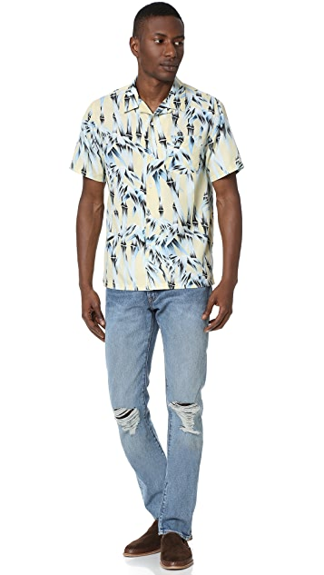 Stussy Bamboo Print Shirt