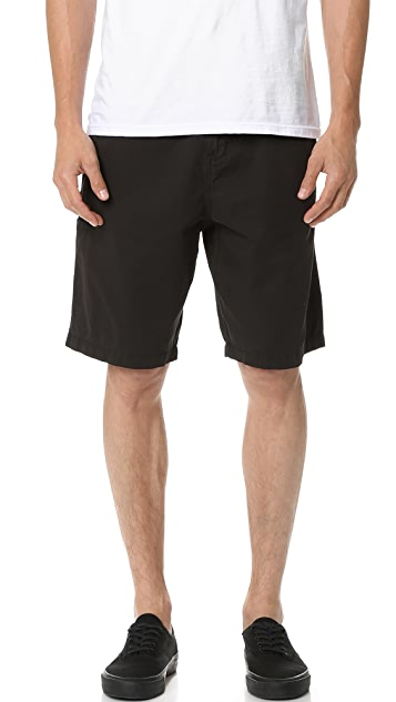 Stussy Mountain Solid Shorts