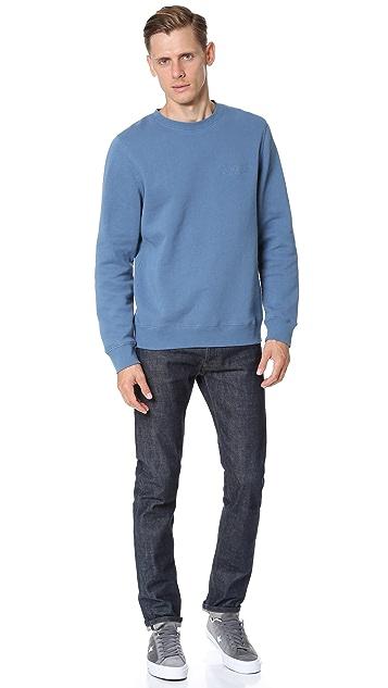 Stussy Embossed Sweatshirt