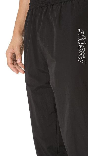 Stussy Reflective Track Pants