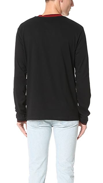 Stussy Cheeba Long Sleeve Tee