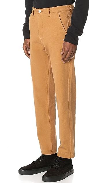 Stussy Work Pants