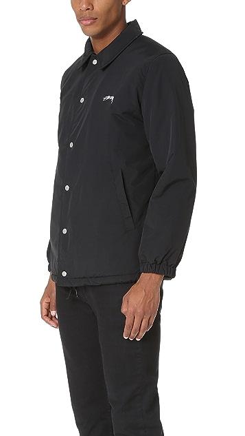 Stussy Smooth Stock Coach Jacket