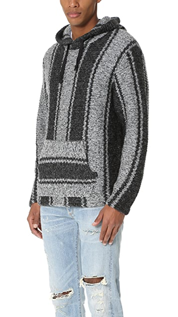 Stussy Chunky Knit Drug Rug Sweater