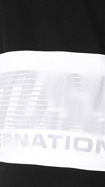 Stussy Nylon Panel Jacket