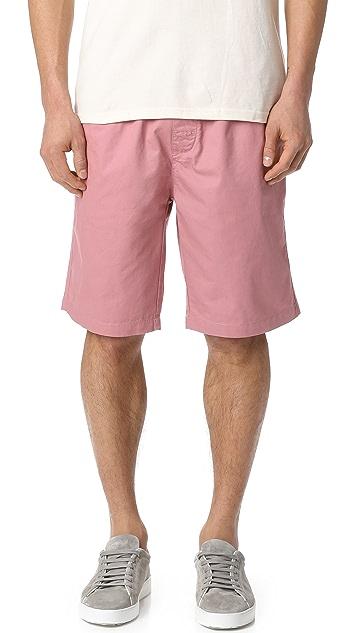 Stussy Light Twill Beach Shorts