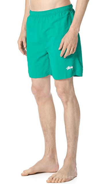 Stussy Stock Elastic Waist Trunks II
