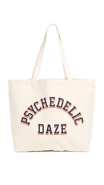 Stussy Psychedelic Daze Tote