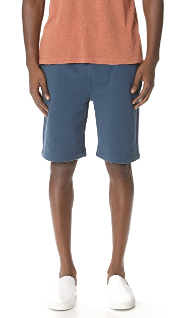 Stussy Stock Fleece Short