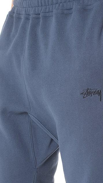 c3f1d8c0 Stussy Stock Fleece Pants | EAST DANE
