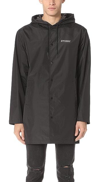 Stussy Tony Long Hooded Jacket